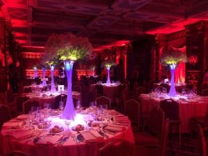 Cena aziendale hotel principe di Savoia Milano