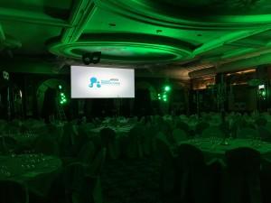 Cena di gala per evento aziendale